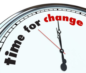 Time for Change - Ornate Clock