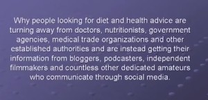 Tom Naughton - Diet Health and the Wisdom of Crowds