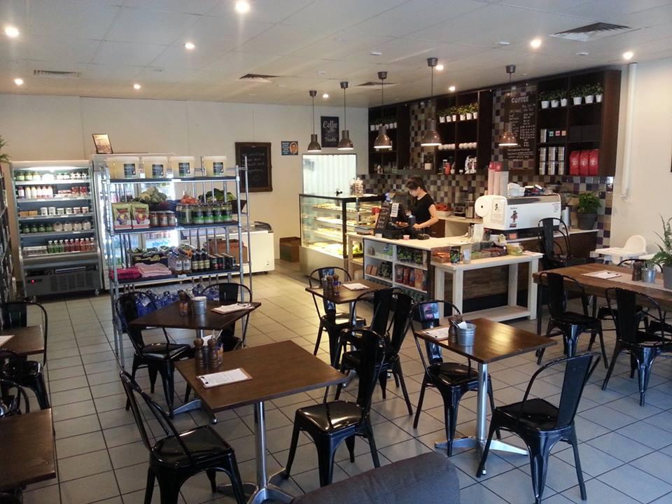Go Primal Cafe