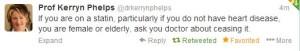 Kerryn Phelps tweet
