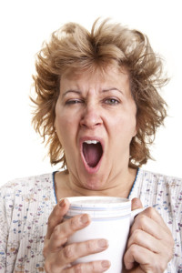 Woman needs detox!